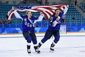 Usa Beats Canada In Hockey  Curling At Olympics In One Day