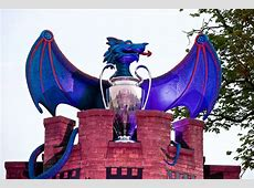 The Dragon has landed in Cardiff
