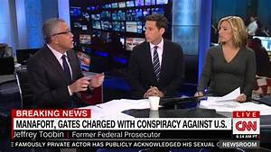 CNN's Jeffrey Toobin: Trump campaign not mentioned in ...