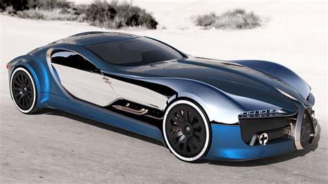 Bugatti Concept Car by Bugatti Type 57t Concept