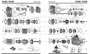 Gm 4t60e Transmission Diagram