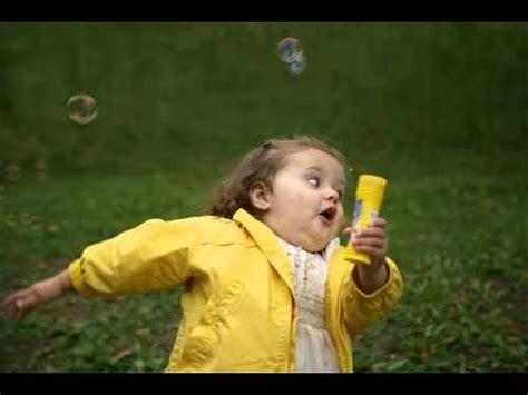 Yellow Raincoat Girl Meme - raincoat girl running with bubbles youtube