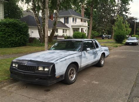 cc outtake 1985 chevrolet monte carlo ss lost between two eras