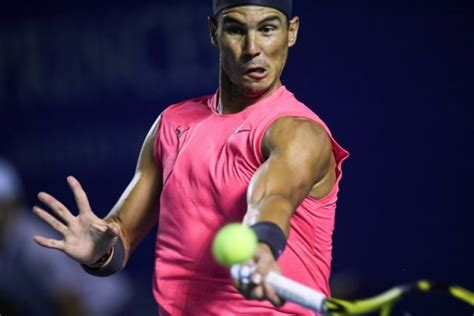 Nadal frustrated by tennis lockdown, Federer happy with ...