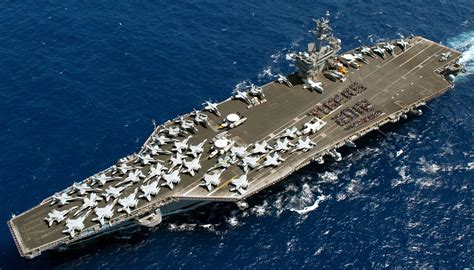 Portaerei Nimitz by Uss Carl Vinson Cvn 70 Nimitz Class Aircraft Carrier Us Navy
