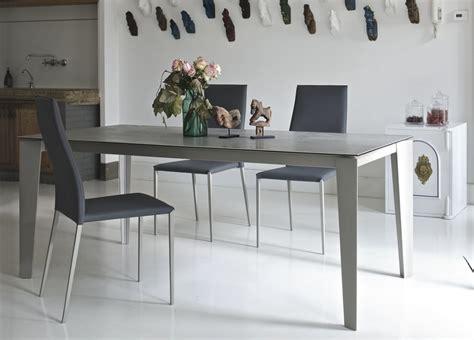 modern contemporary dining room bontempi casa extending dining table modern