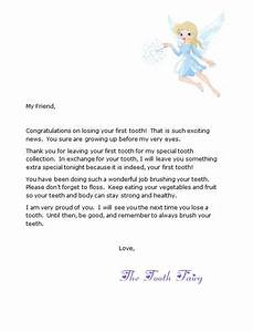 Free letter from tooth fairy tooth fairy pg for Tooth fairy letters for lost teeth