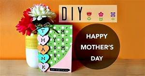 10 Simple and Amazing DIY Mothers Day Gifts