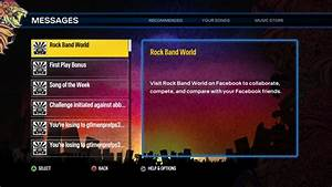 Rock Band Blitz Review For Xbox 360 Cheat Code Central