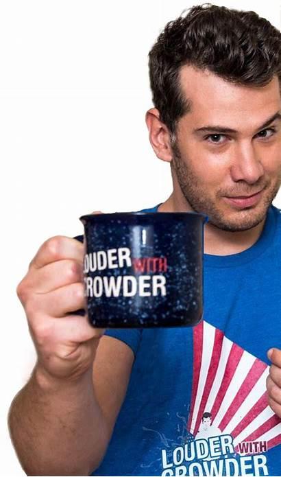 Crowder Steven Toobin Jokes Jeffrey Mug Doctors