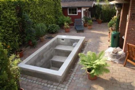 Mini Pool Im Garten Siddhimindinfo