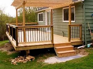Small, Wooden, Deck, Remodel, Ideas, 15, U2013, Decoredo