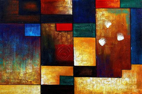 abstract painting modern contemporary house wall deco by lambert photograph by