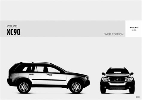 volvo xc  owners manual  manuals