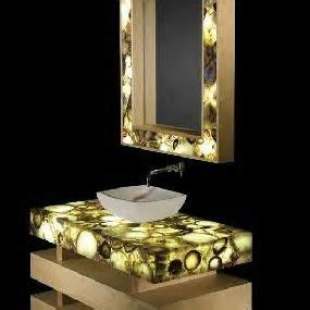 Gemstone Sinks and Countertops from Rachiele