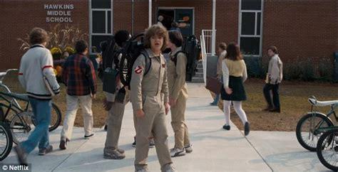 Stranger Things debuts season 2 trailer during Super Bowl ...