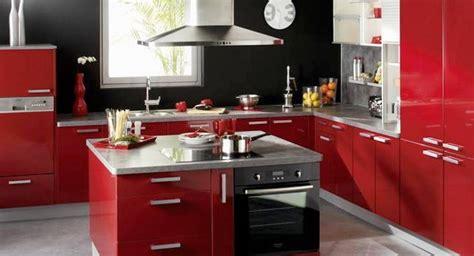 cuisine avec ilot central plaque de cuisson la cuisine sur mesure en îlot