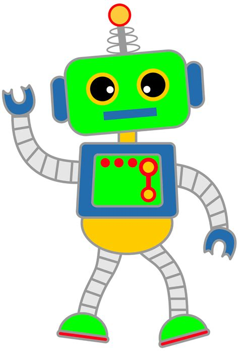 Free Robot Cliparts, Download Free Robot Cliparts png ...