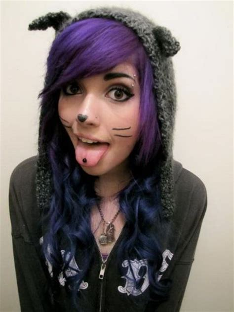 Emo Hairstyles For Girls In Layered Hairstyles