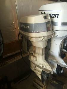 1988 Johnson Evinrude 88 Hp Spl Outboard Boat Motor V4 20
