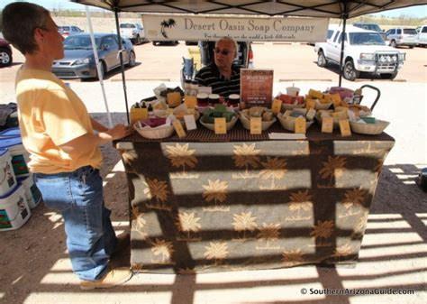 Food Market Chicago Loop: Oro Valley Farmers Market Steam Pump