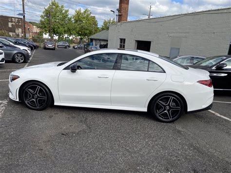 Görünümler 1,5 b3 aylar önce. Pre-Owned 2020 Mercedes-Benz CLA 250 4MATIC Coupe   Polar White 20-2167