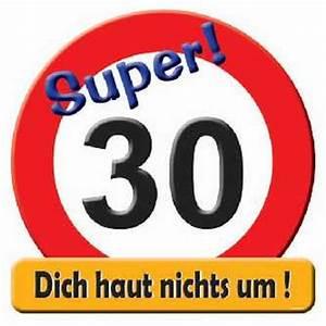 Dekoration 30 Geburtstag : geburtstag schild zahl 30 im shop ~ Yasmunasinghe.com Haus und Dekorationen