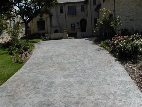 pictures of driveways installers custom concrete driveways serving the dallas fort worth metroplex