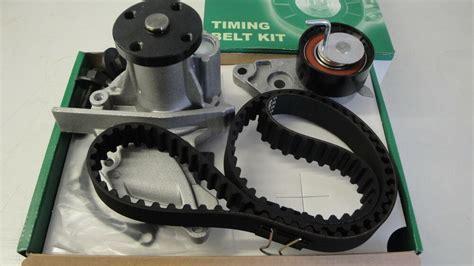 ford focus mk1 1 4 1 6 16v timing belt kit water pump 1998 2005 ebay