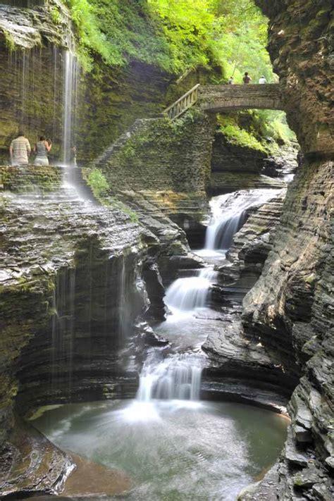 Watkins Glen State Park   Finger Lakes Trail