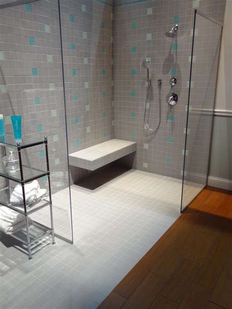ada home floor 10 fabulously modern shower stalls with seat ideas