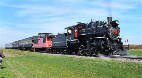 Victoria Day Steam Train   Waterloo Central Railway