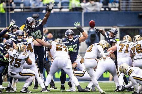 mistakes leave seahawks kicking   home loss