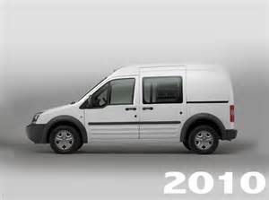 2014 Ford Transit Connect Raises The Bar For Compact Cargo