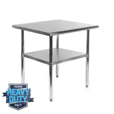 stainless steel food prep table stainless steel commercial kitchen work food prep table