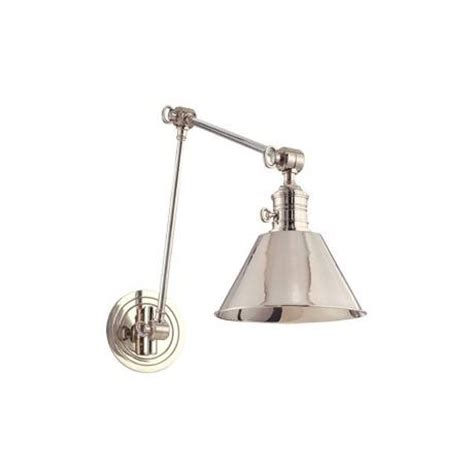 wall mounted swing arm lamps  great ideas  reading