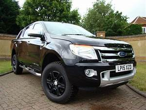 Pick Up Ford Ranger : used 2015 ford ranger pick up double cab limited 2 2 tdci ~ Melissatoandfro.com Idées de Décoration
