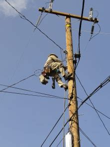 expect power outages   south pasadena residential areas