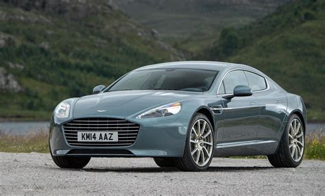 Aston Martin Rapide Ev Coming In Two Years, 600kw