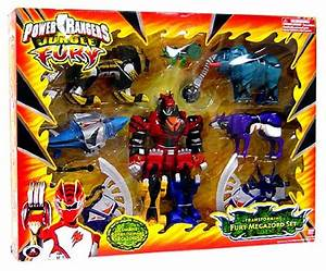Looking For Power Rangers Jungle Fury Deluxe Transforming