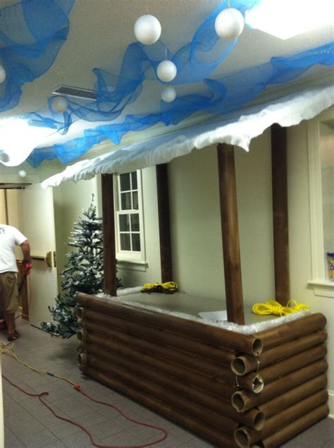 Vbs Decorations - 291 best images about everest vbs on