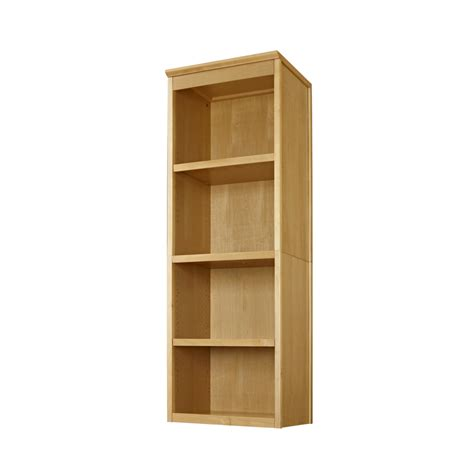 shop allen roth 6 ft 4 in wood closet tower at