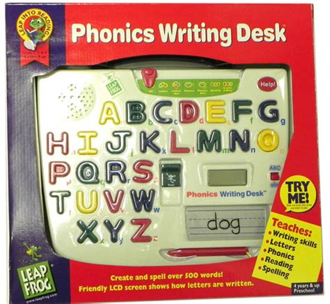 leapfrog phonics writing desk amazon com leapfrog phonics writing desk toys games