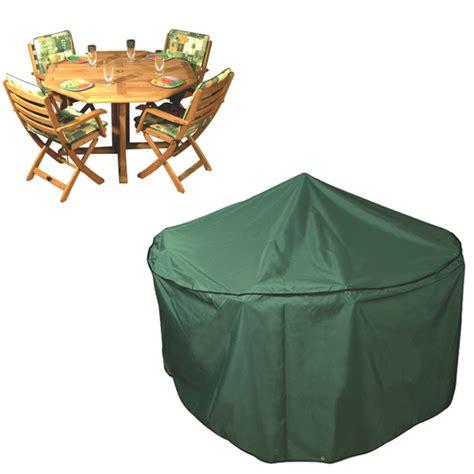 premier luxury circular patio set cover 4 seat