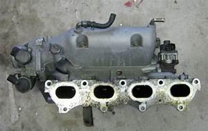 Miata Square Top Manifold And Throttle Body