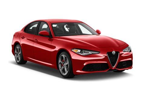 2018 Alfa Romeo Giulia · Monthly Lease Deals & Specials