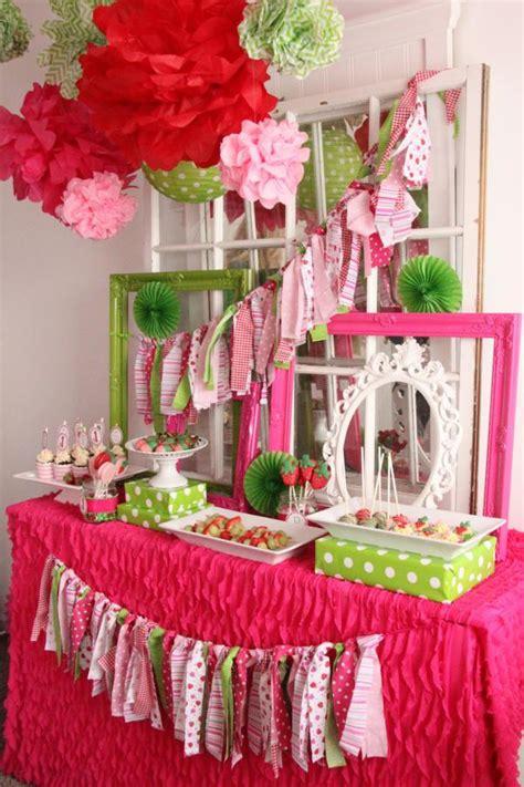 1st birthday kara 39 s party ideas kara 39 s party ideas strawberry 1st birthday party kara 39 s