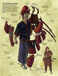 Samurai Armor - Katana Swords