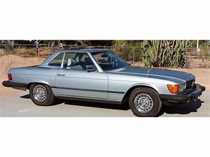 1984 Mercedes-benz 380sl For Sale On Classiccars Com