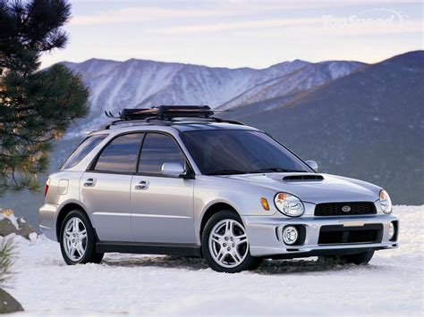 subaru station wagon 2006 subaru impreza station wagon ii pictures